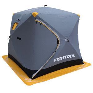 Палатка Fishtool FishHouse 3TF (пол в комплекте)