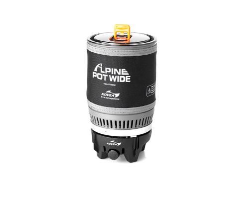 Газовая горелка Kovea Alpine Pot Wide