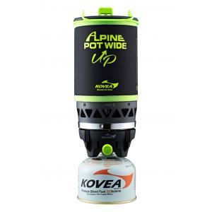 Газовая горелка Kovea Alpine Pot Wide Up 1,5L