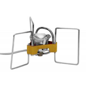 Горелка туристическая складная со шлангом бензиновая TRG-050 (сталь, латунь, алюминий) Tramp