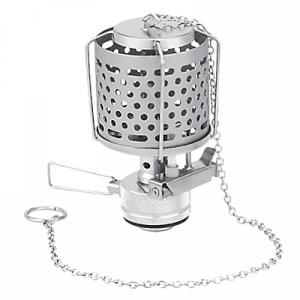 Лампа туристическая с металлическим плафоном Tramp