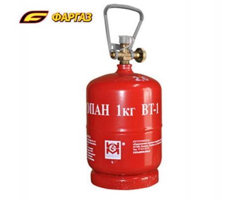 Газовый баллон LPG BT-1