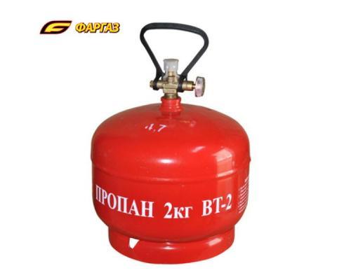 Газовый баллон LPG BT-2