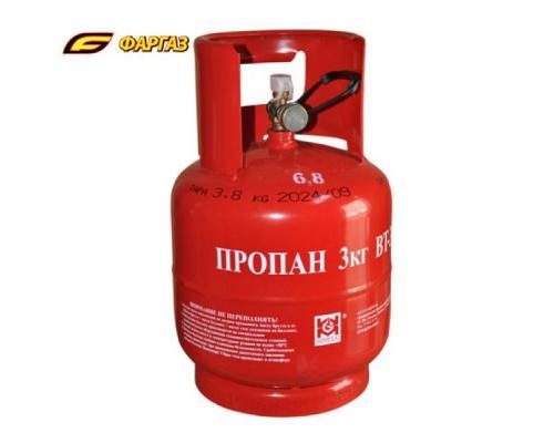 Газовый баллон LPG BT-3