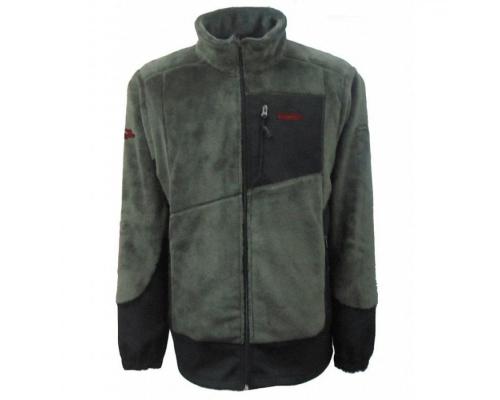 Tramp мужская куртка Салаир (оливковый/черный)