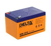 Аккумуляторная батарея Delta DTM 1215 (12V 15Ah)