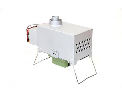 Теплообменник Сибтермо СТ 2.5 с ИК горелкой