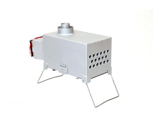 Теплообменник Сибтермо СТ 2.5 для газовых горелок