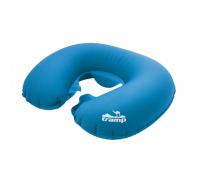 Подушка надувная под шею (дорожная) TRA-159 (синий) Tramp