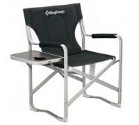 King Camp 3821 Delux Director Chair кресло скл. алюм