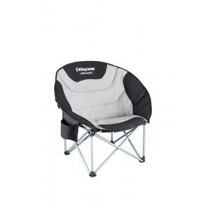 King Camp 3989 Deluxe MOON Chair кресло скл. сталь