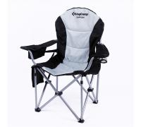 Кресло King Camp 3888 Delux Steel Arms Chair сталь