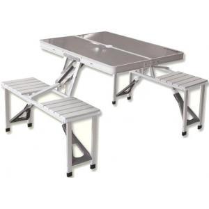 Набор складной мебели King Camp 3864 Delux table/Chair Set алюм.