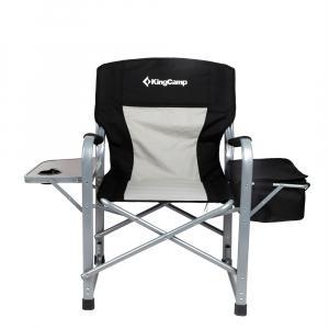 King Camp 3977 Director Folding chair кресло скл. сталь
