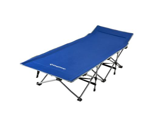 King Camp 8003 Strong Folding Camping Bed Cot
