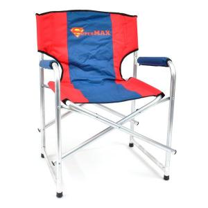 Кресло складное Кедр SuperMax Алюминий