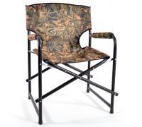 Кресло складное Кедр SuperMax CAMO Алюминий