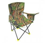 Кресло складное Кедр Компакт сталь