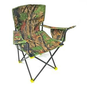 Кресло складное Кедр Compact сталь