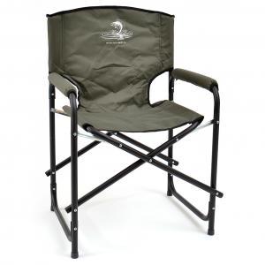 Кресло складное Кедр Сталь