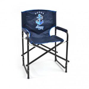 Кресло складное Кедр Адмирал Сталь