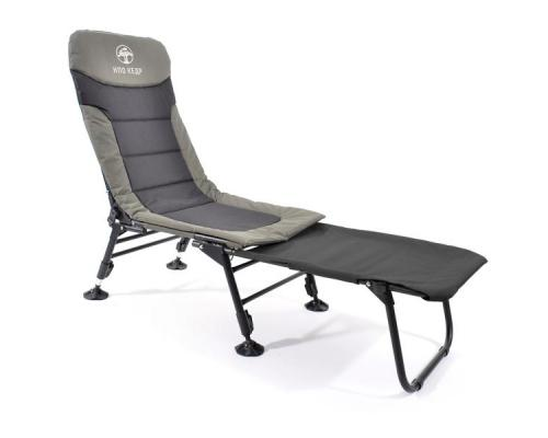 Кресло Кедр с подставкой для ног