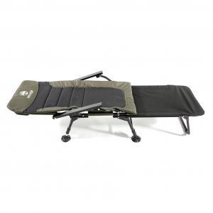Кресло карповое Кедр с подставкой для ног