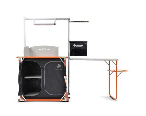 Походная кухня Кедр PREMIUM Orange с обвесом