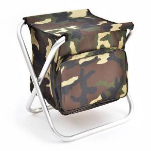 Табурет складной Кедр MAX Большой Алюминий с сумкой