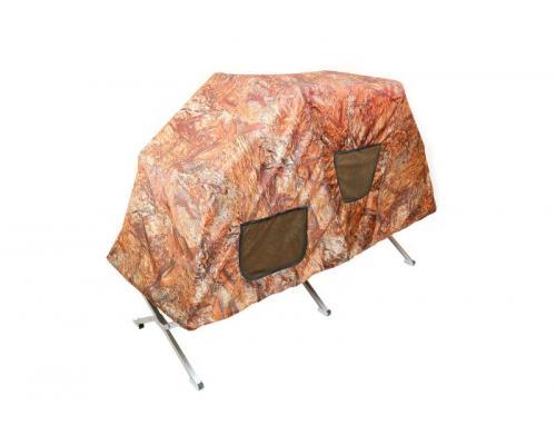 Палатка на раскладушку Сибтермо 65
