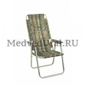 Кресло складное алюминиевое, вариант № 4 Медведь