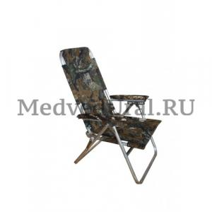 Кресло-шезлонг складное, вариант № 6 Медведь