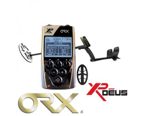 Металлоискатель XP ORX (КАТУШКА 24X13 HF, БЕЗ НАУШНИКОВ, БЛОК)