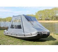 Ходовой тент Polar Bird для лодок серии Merlin (Кречет)