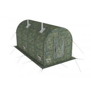 Палатка-баня Берег ПБ-3 с тамбуром