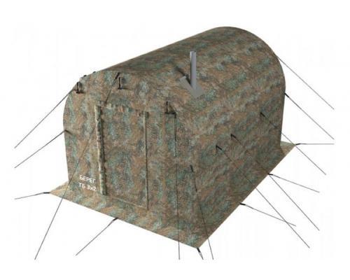 Берег Увеличенный тамбур С 3x2 для УП-2 УП-4 УП-5