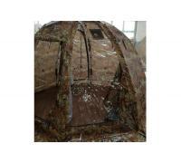 Прозрачный арочный вход для палаток Берег УП-4,5 Люкс
