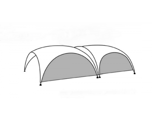 Ветрозащитная стенка для шатра FHM Event