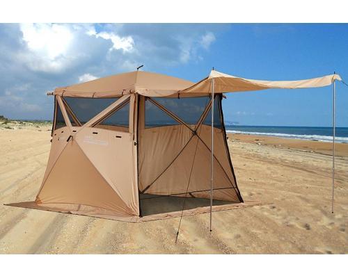 HIGASHI Pyramid Camp Sand