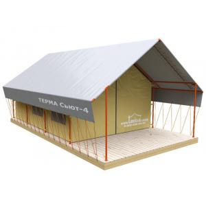 Палатка для глэмпинга Терма Сьют 4