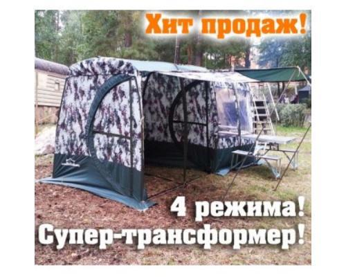 Мобильная баня ТЕРМА-4 без печи