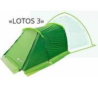 Лотос-тент LOTOS 3 Summer (Спальная палатка)