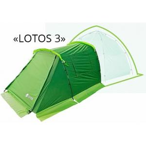 Лотос-тент Лотос 3 Саммер (Спальная палатка)