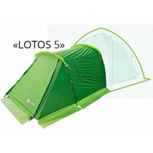 Лотос-тент Лотос 5 Саммер (Спальная палатка)