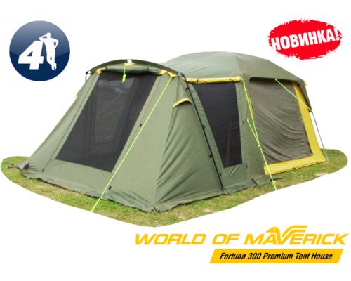 Тентхаус к шатру Maverick FORTUNA 300 Premium