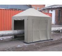 Митек Палатка сварщика 3х3 м (Брезент)