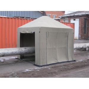 Митек Палатка сварщика 2,5х2,5 м (Брезент)