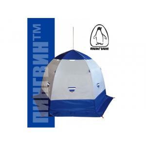 Палатка Пингвин 4 с дышащим верхом (1-сл.)