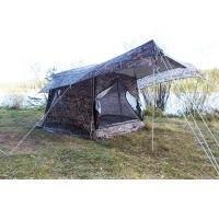Универсальная палатка Уралзонт Трансформер Куб 2,2