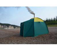 Палатка-баня походная